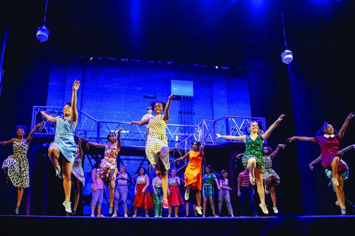 Baa Students Bring Memphis The Musical To Life At The