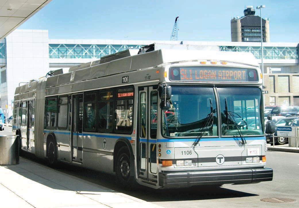 Silver Line bus