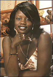 Julaine Jules: Prosecutors say Shabazz Augustine killed her in his Sydney St. apartment in 2004.