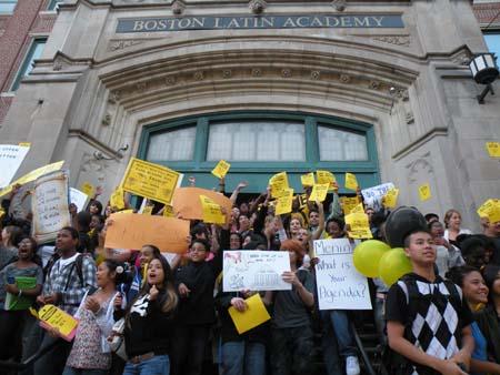 Student Dies Boston Latin Academy 41