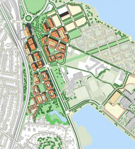 Columbia Point Master Plan: Task force created clear guidelines for development along Morrissey Blvd. including the Globe property.