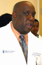 Dr. Alphonso Brown