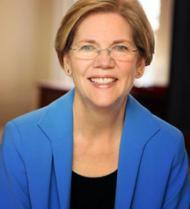 Senator-elect Elizabeth Warren