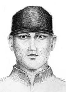 Franklin Park suspect sketch