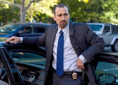 Jay Giannone: Stars as Detective Kolfax in new flick Safe, coming out next month.