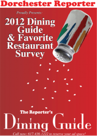 Favorite Restaurant Survey 2012