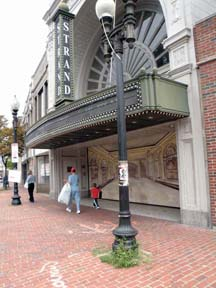 Strand Theatre: Columbia Rd. landmark goes unused most days.