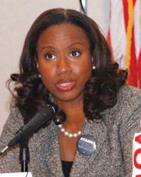 Ayanna Pressley: Topped the at-large ticket once again.