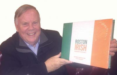 Bill Brett's Boston Irish: Book features Brett's photographs of Irish-Americans over the last five decades.