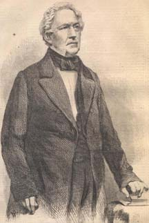 Edward Everett: Dorchester statesman who delivered the Gettysburg oration that preceded Lincoln's address in Nov. 1863.