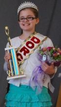 Young Miss Dorchester 2012 MyChalia Sanfilippo