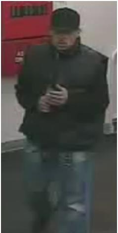 Armed Robbery at CVS: Robbed store at gunpoint on April 4.