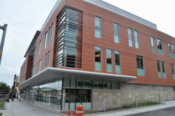 Mattapan Community Health Center's new home in Mattapan Square: Building will be dedicated at 11 a.m. on Monday.