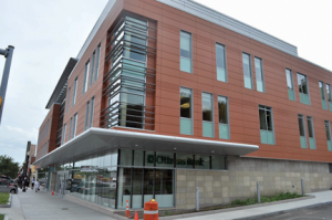 Mattapan Community Health Center's new home in Mattapan Square