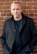 Dennis Lehane: Photo by Ashleigh-Faye Beland