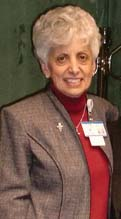 Sr. Marie Puleo: Acting president at Carney Hospital