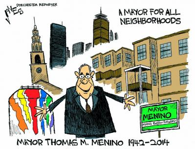 Thomas M. Menino, Mayor for All Neighborhoods