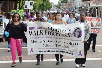 Mother's Walk