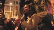 Pressley celebrates re-election