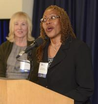 Gail Latimore: Executive director of Codman Square NDC. Photo courtesy Boston Foundation
