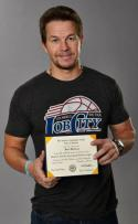 Mark Walhberg: Earned his GED in 2013. Photo courtesy Mark Wahlberg Youth Foundation