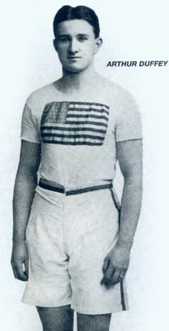 Arthur Duffey: Inducted into USA Track and Field Hall of Fame — more than 100 years after his career ended.