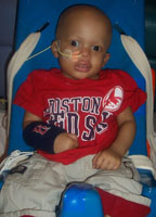 Kaiden Burroughs: Passed away at age 16 months old.