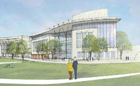 Latest UMass Boston building plan