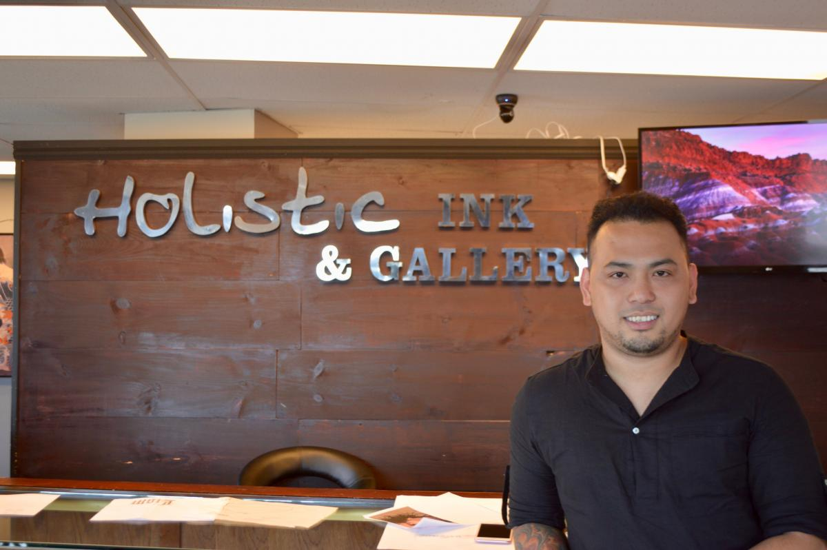 Go Inside Dorchester S First And Only Tattoo And Body Art Shop Dorchester Reporter