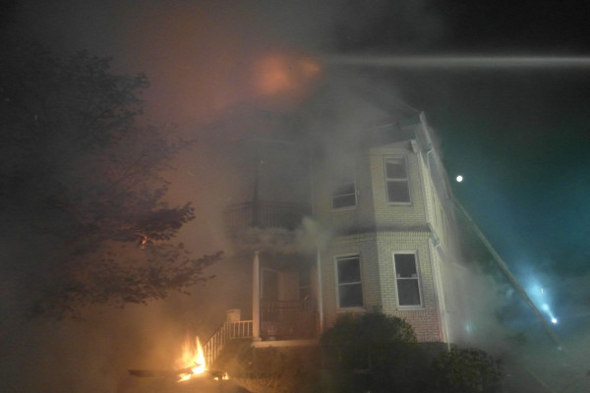 15 Evelyn St. Photo by BFD.