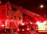 Glendale Street fire