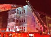 Fire at 34 Bellevue St.