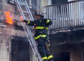 Fire on Seaver Street