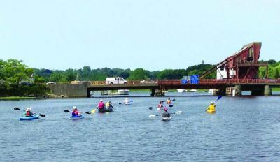 Canoe and kayak tours will be part of the fun at Saturday's Neponset RiverFest.