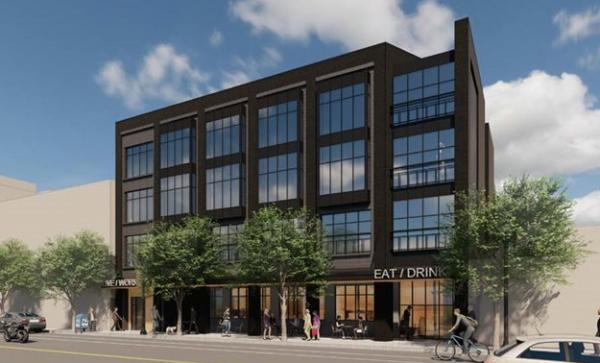 1121 Dorchester Ave. rendering by RODE Architects