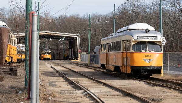 MBTA to recommend new vehicles for Ashmont-Mattapan trolley