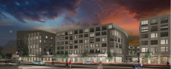 New Apartments On Greenmount Ave