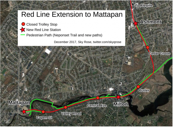 Commentary What To Consider When >> Commentary T Should Consider Extending The Red Line Tracks To