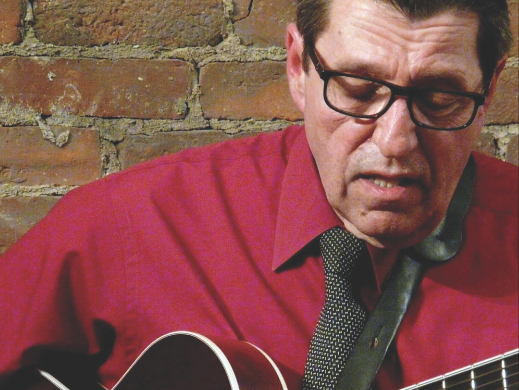 Gerry Beaudoin and his jazz trio will perform at the Parish of All Saints' Peabody Hall as the inaugural act in a new Dot Jazz Series.