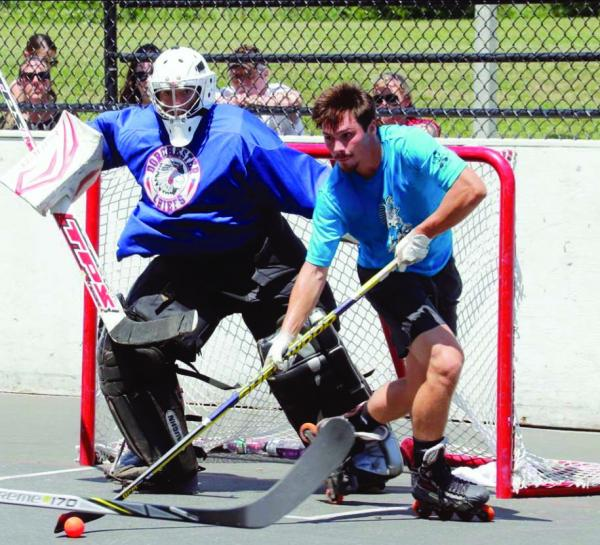 Dot Pot street hockey tourney to benefit Bobby Collins