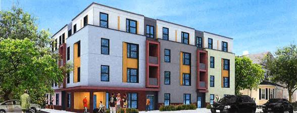 Spencer Street rendering